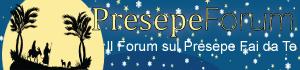 PresepeForum: Forum sul presepe fai da te