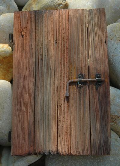 porta da stalla presepe