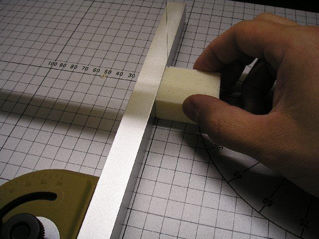 taglio mattoni presepe